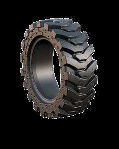 ace ventura solid skid steer tyre R4 pattern tyre