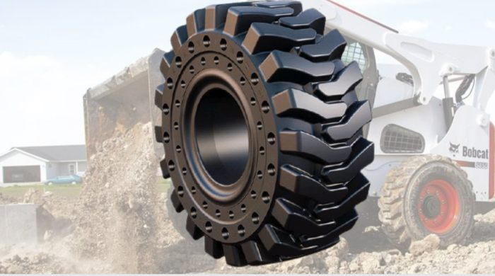 Construction Tyres