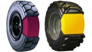 ace ventura foam filled tyre service